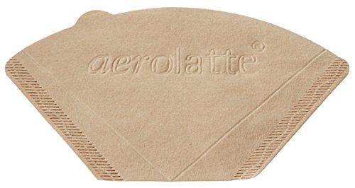 Aerolatte, Filtro di Carta per caffè, Formato Numero 4, Confezione da 80 Pezzi