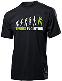 TENNIS EVOLUTION T-Shirt Homme Small - XX-Large