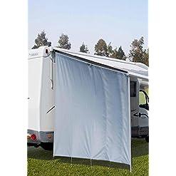 Privacy Laterale per Veranda Tendalino Camper Ambidestra