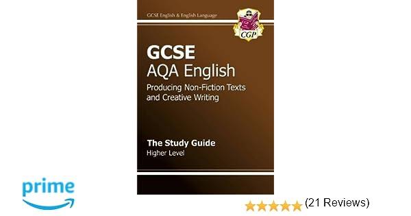 gcse english creative writing