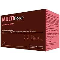 MULTIflora® Darmmanager 30 Beutel (30 ST) preisvergleich bei billige-tabletten.eu
