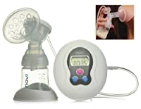 Xb-8615 Pp Electric Breast Pump (White)