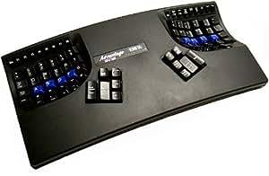 Kinesis Advantage KB500USB/BLK T35QWERTY Keyboard US Layout Black