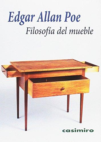 Filosofía del mueble por Edgar Allan Poe