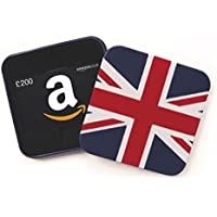 Amazon.co.uk Gift Card - In a Gift Tin- FREE One-Day Delivery