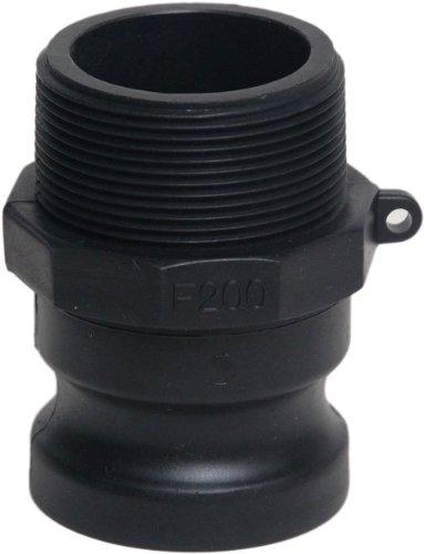 Camlock Polypropylen Typ F–7,6cm BSP–CAM & Groove Schnellkupplung
