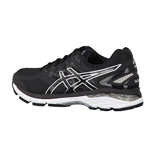 Asics Gt-2000 4, Chaussures de Running Compétition Homme Noir (black/onyx/silver 9099)