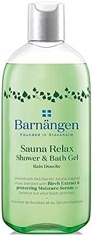 Barnängen Sauna Relax Shower & Bath Gel for Women, 40