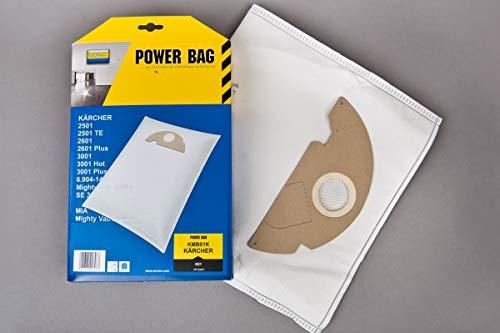 Sacchetti filtro in velo per aspirapolvere karcher 6904143 / k01
