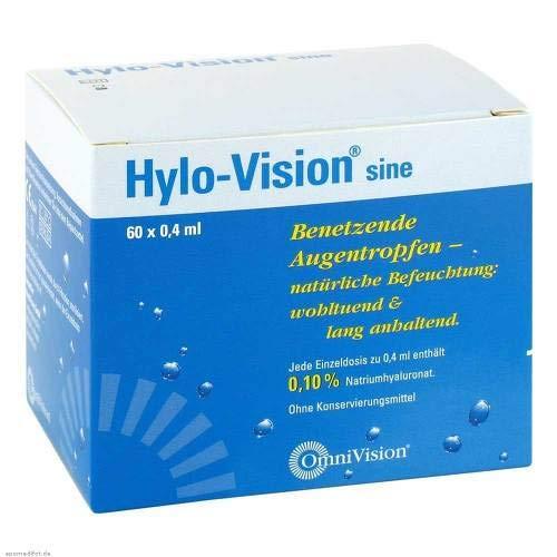 Hylo-vision sine Einzeldo 60X0.4 ml