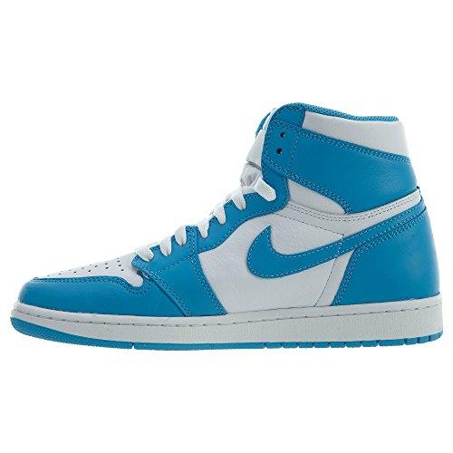 Nike Blanc Chaussures 1 Air Sport High Retro Hommes Og Jordan xxTASgPqw