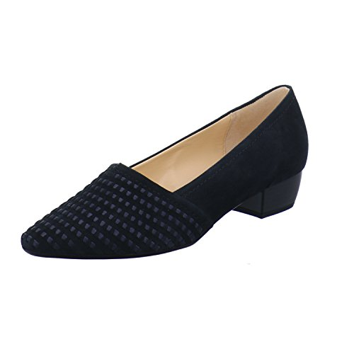 Signore pompe 37,5 38 38,5 39 40 40,5 65.135.56 scarpe blu delle donne Gabor nightblue/ocean