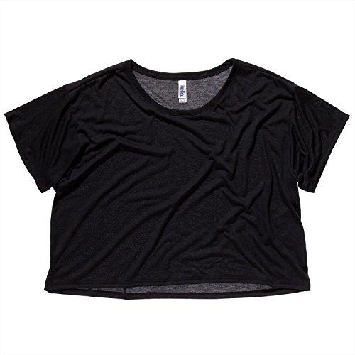 Bella CanvasDamen T-Shirt Weiß