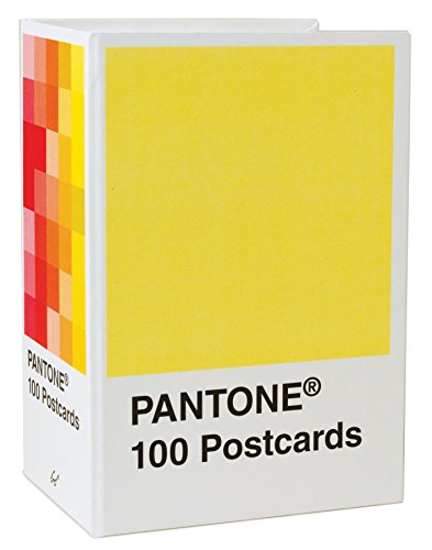 Pantone Postcard Box: 100 Postcards Pantone Universe