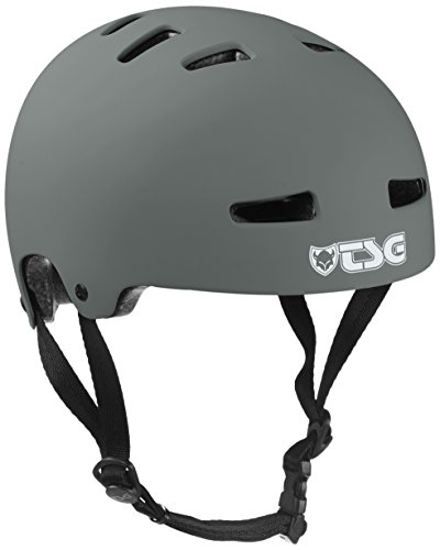 TSG Evolution Solid Color - Casco de skateboarding unisex, multicolor, talla S/M