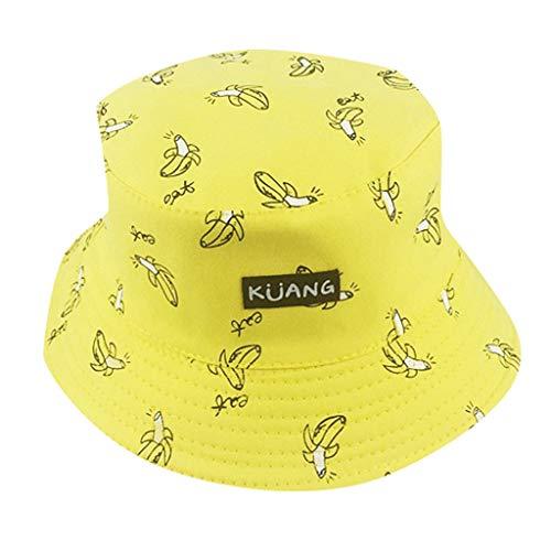 Yvelands Doppelseitige Abnutzungs-Schlangenkorn-Fischer-Hut-Sonnenschutz-im Freienkappe des Erwachsenen -