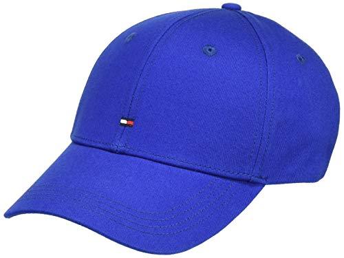 Tommy Hilfiger Herren BB Baseball Cap, Blau (Monaco Blue 411), One Size (Herstellergröße: OS)
