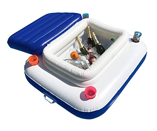 Summer waves pool raffreddamento box volume 28liter getr aenkebox pool bar frigocantina