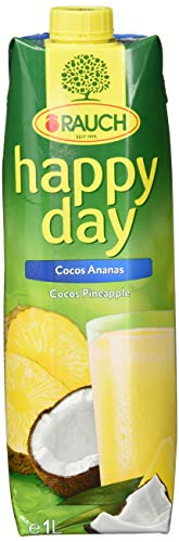 Rauch Happy Day Cocos-Ananas, 6er Pack (6 x 1 l)