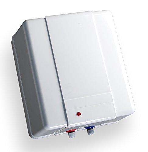 Bandini Braün Boiler Elektro sopralavello mit Anode von Magnesium und Sicherheitsventil, 1500W, 230V, weiß, weiß, A-15 SP 1500 wattsW, 230 voltsV -