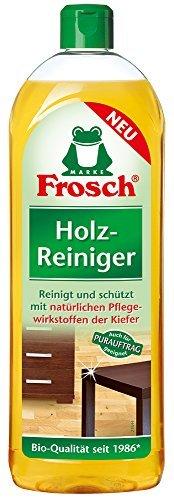 Frosch Holz-Reiniger 750 ml, 8er Pack (8 x 0.75 l) by Frosch