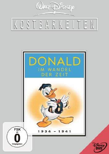 Walt Disney Kostbarkeiten - Donald im Wandel der Zeit - Volume 1 (2 DVDs)