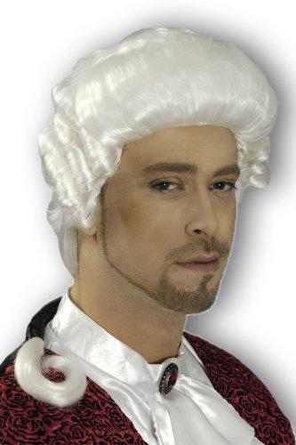 Barock Perücke Jacob für Herren zum historischen Rokoko Kostüm