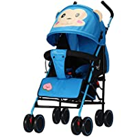 R for Rabbit Twinkle Twinkle - The Compact Folding Stroller (Blue)
