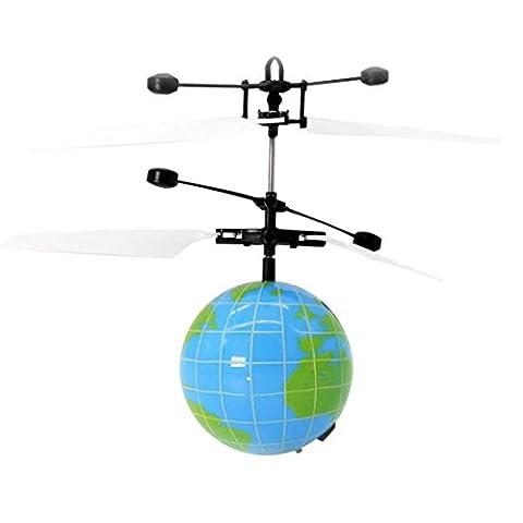 Jouets de décompression Fluffy Floam, Manadlian Induction RC hélicoptère drone