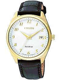 Citizen Damen-Armbanduhr Analog Quarz Edelstahl beschichtet EO1172-05A