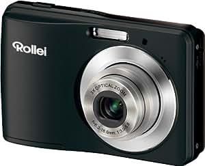 Rollei Compactline 302 Digitalkamera (12 Megapixel, 3-fach opt. Zoom, 6,85 cm (2,7 Zoll) Display, HD-Video-Auflösung) schwarz