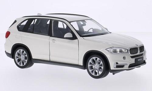 Preisvergleich Produktbild BMW X5 (F15), weiss, Modellauto, Fertigmodell, Welly 1:24