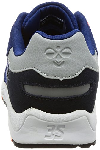 3s Blu Unisex limoges Hummel Da Basse Blu Ginnastica Sport Scarpe AwnBdqO
