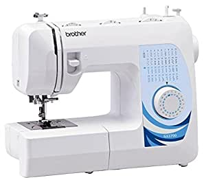 Brother Gs-3700 Electric Sewing Machine With Extension Table,White