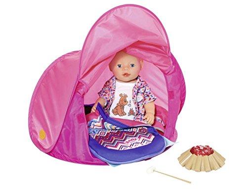 Unbekannt Zapf Baby Born Play&Fun Camping Set