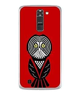 Fuson Designer Back Case Cover for LG K10 :: LG K10 Dual SIM :: LG K10 K420N K430DS K430DSF K430DSY (Graffiti Graphics Clipart Male Female Gents Woman)