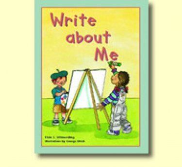 Write about Me Student Grd 1 (Just Write Series) -