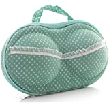 Savicent Bra Panty Lingerie Travel Organizer in Assorted Colors