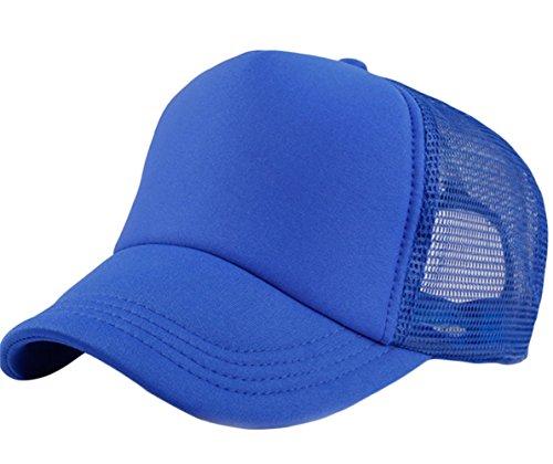 Leisial Mujer Casual Gorra Béisbol Viajes Hats Hip-Hop