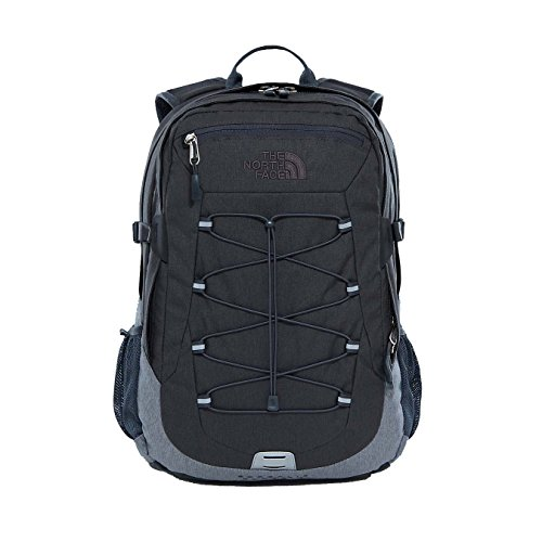 The North Face Borealis Classic Sac à Dos Mixte Adulte, Tnf Dark Grey Heather/Tnf Medium Grey Heather