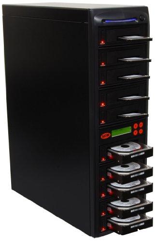 """Systor 1-9 SATA 2.5""""&3.5"""" Porta a Doppio/Sostituzione a caldo Hard Disk Drive (HDD/SSD) Duplicatore/Sanitizer"""