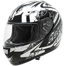 Astone - Casco de moto integral GTO Astone Versailles XL Bianco