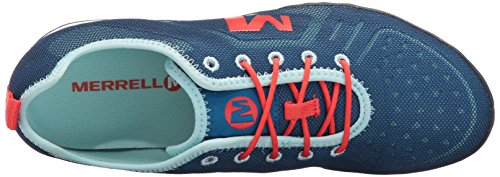 Merrell Civet Lace, sneakers, US Mykonos Blue