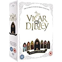 The Vicar of Dibley: BBC Series - The Ultimate Collection [Seasons 1, 2, 3 & 4] Exclusive Christmas & Seasonal Specials
