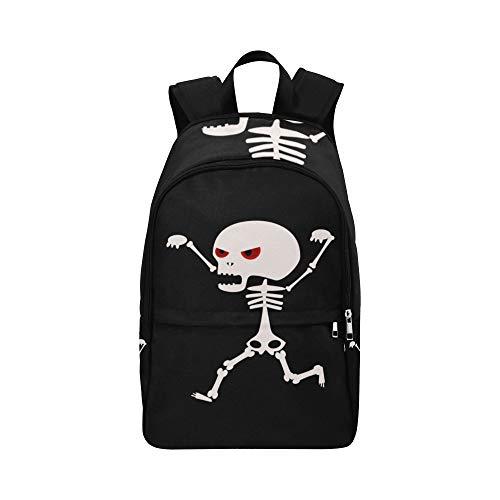 n Halloween Lässige Daypack Reisetasche College School Rucksack für Männer und Frauen ()