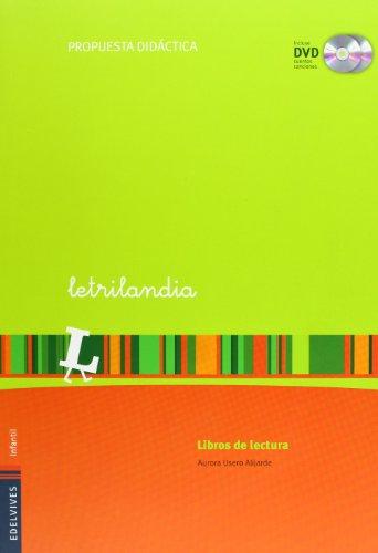 Letrilandia (Libro de Lectura) Infantil (Propuesta didactica)