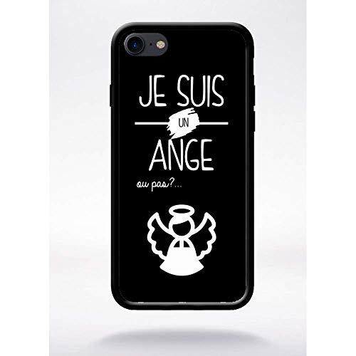 coque iphone 7 avec ange
