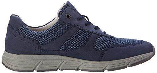 Waldläufer Haslo, Sneakers Homme Bleu jean