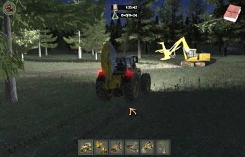 Woodcutter Simulator 2014  screenshot