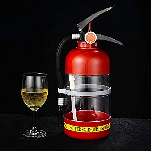 41HrN68riQL. SS500  - SODIAL 2L Fire Extinguisher Wine Drink Dispenser Party Beer Water Dispenser Beer Barrels Bar Beverage Liquor Drink…